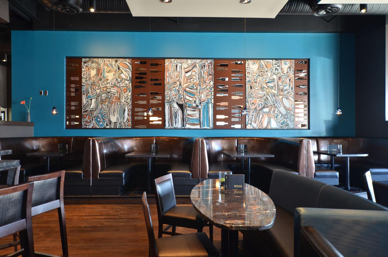 Rock creek normanview ambiente interior design for Interior decor regina