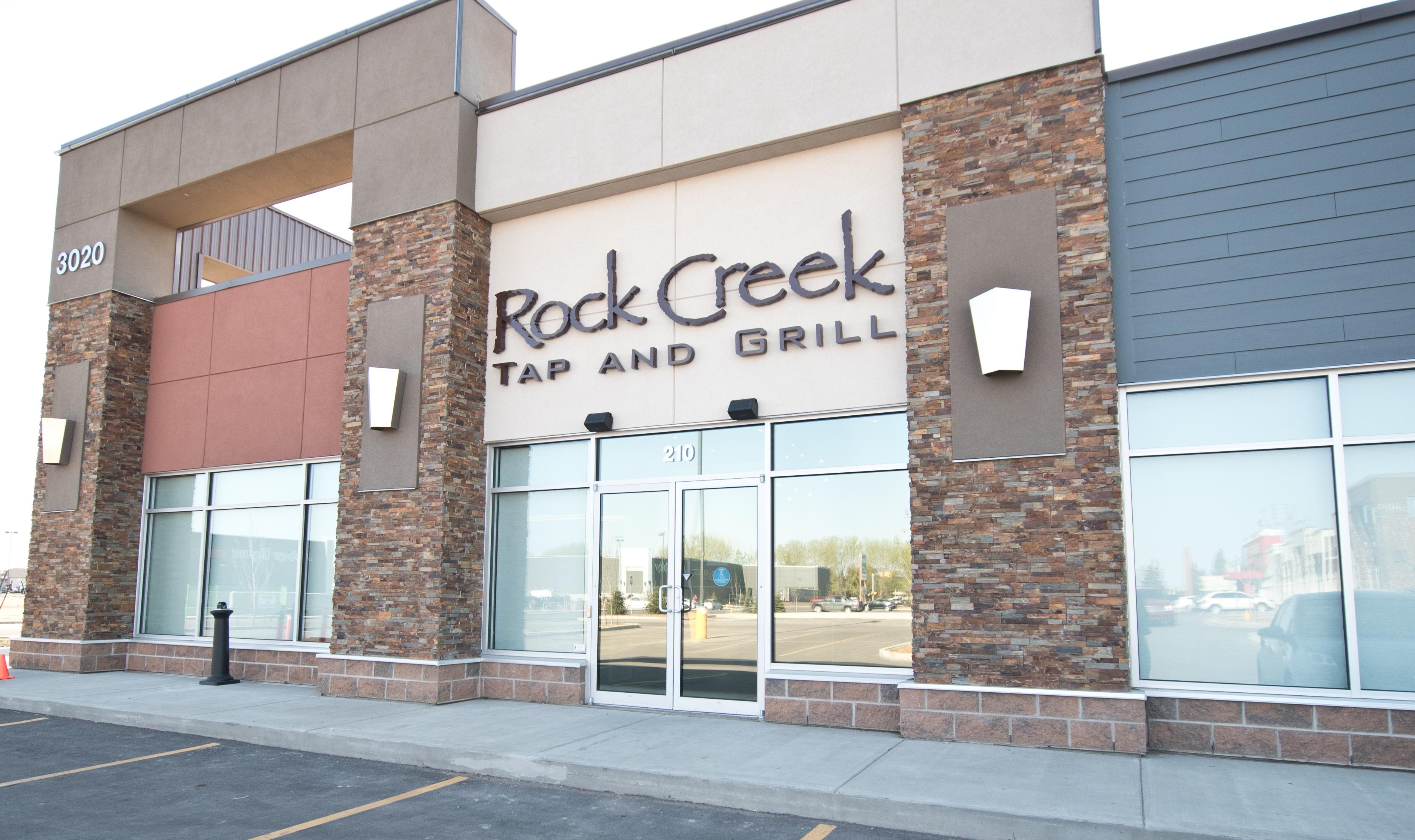 Rock Creek Stonebridge